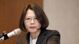 La nouvelle présidente de Taiwan