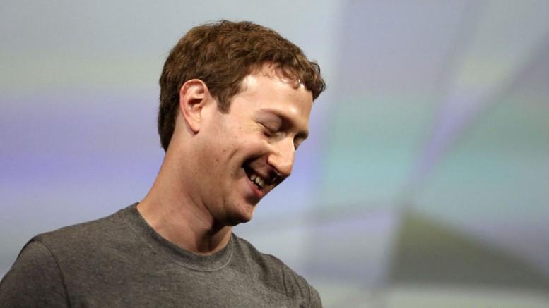 Zuckerberg facebook navigateur