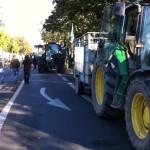 Nouvelles manifestations des agriculteurs à Rouen