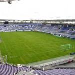 La réception du nouveau stade de Toulouse fêtée dans la simplicité