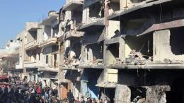 Double attentat en Syrie