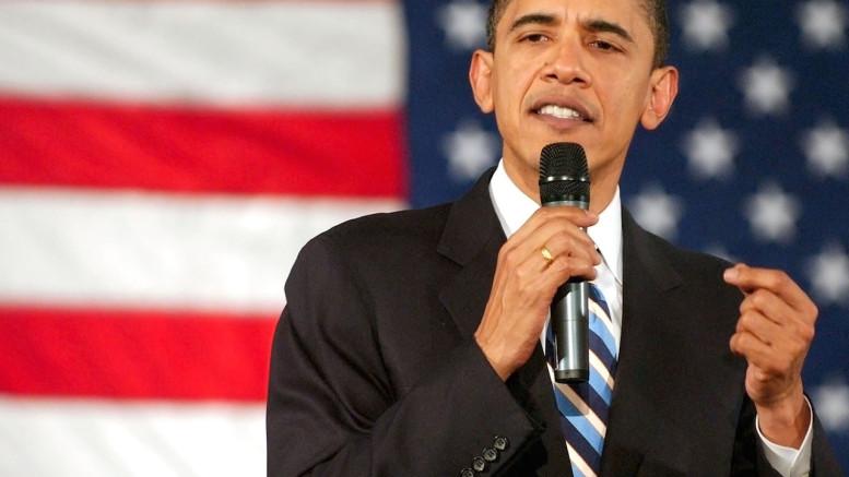 Barack Obama Président USA