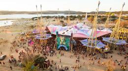 Le Boom Festival en 2014