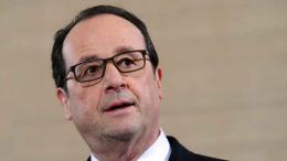 François Hollande le président