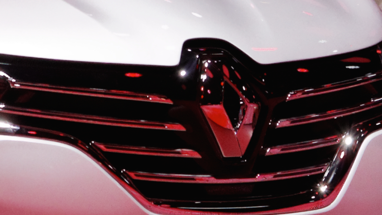 Renault embauche CDI