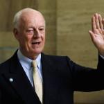 L'ONU a entamé les négociations avec l'opposition syrienne