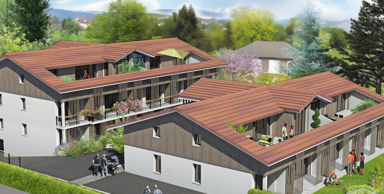 Projet immobilier en Savoie
