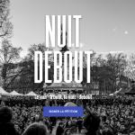 Des membres du gouvernement se déplacent à la manifestation Nuit Debout