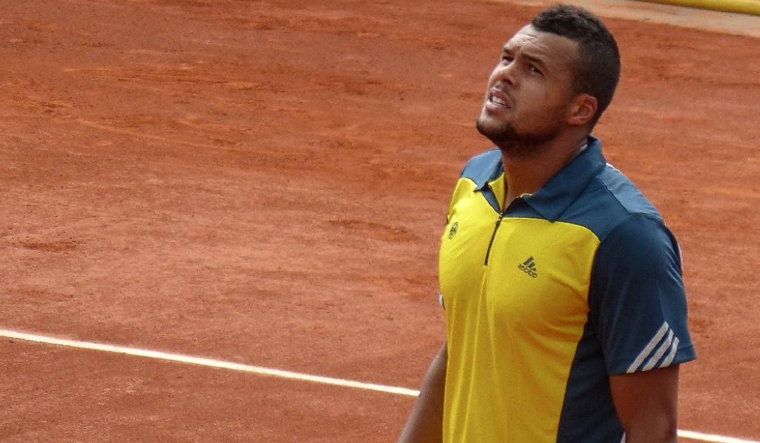 Tsonga à Roland-Garros
