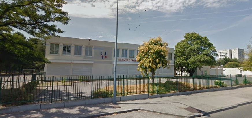 Groupe scolaire Anatole-France