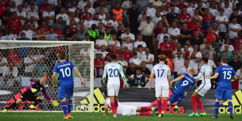 L'Islande à l'Euro 2016