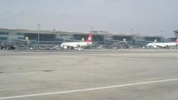 L'aéroport d'Istanbul