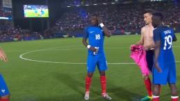 Sagna de l'Equipe de France