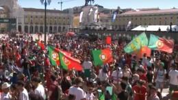 Le Portugal remporte l'Euro 2016