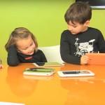 Ondes : l'utilisation des tablettes par les enfants ne serait pas recommandée