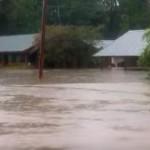 La Louisiane lourdement frappée par les inondations