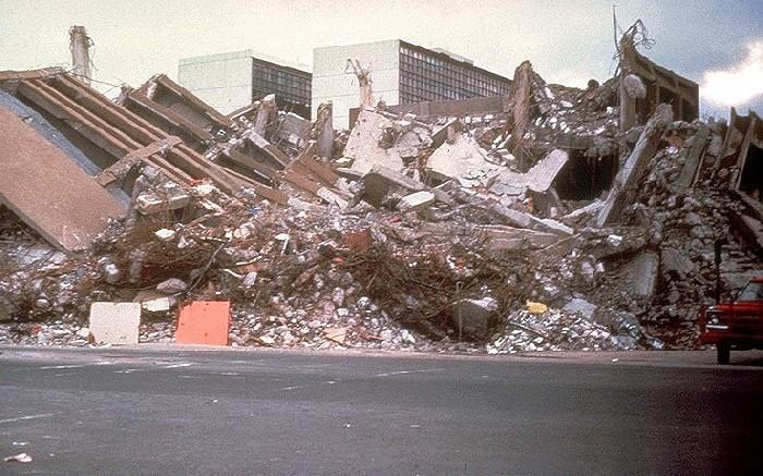 Photo d'illustration d'un séisme
