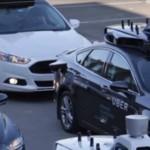 Uber a dévoilé ses voitures autonomes sans chauffeur à Pittsburgh