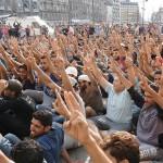 Les migrants de Calais sont évacués de la Jungle par centaines