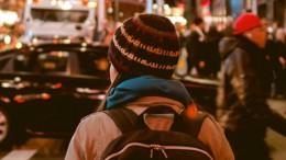 Un jeune solitaire à l'étranger