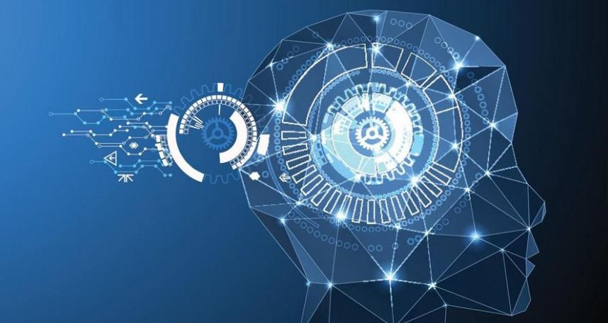 Illustration de l'intelligence artificielle