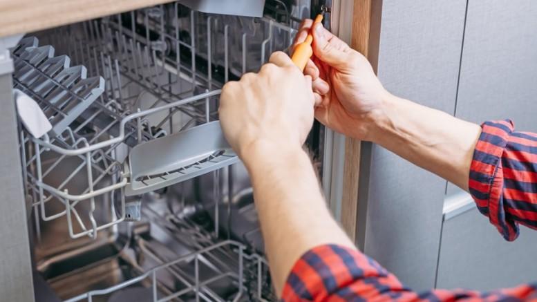 Réparation de lave-vaisselle