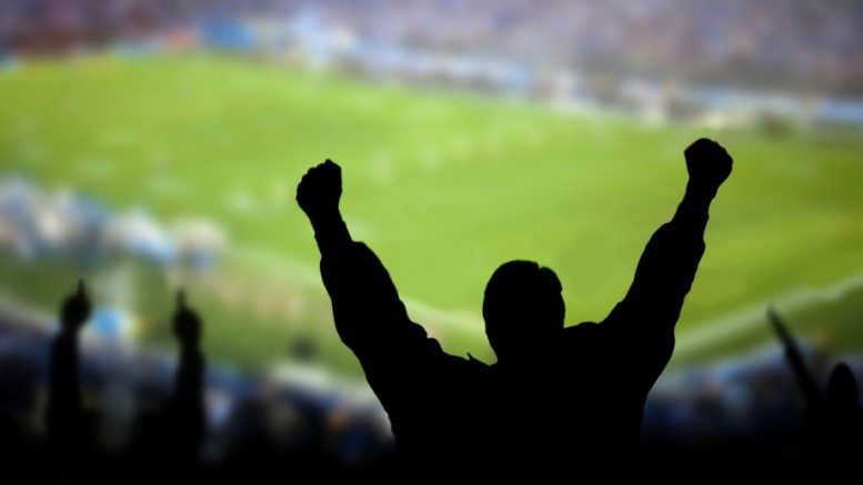 Supporter de foot