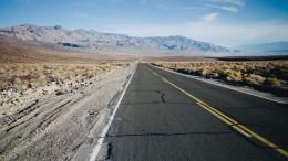 Route aux Etats-Unis