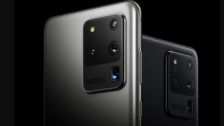 Caméra photo smartphones