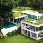 Une résidence secondaire de luxe et écolo, impossible ?